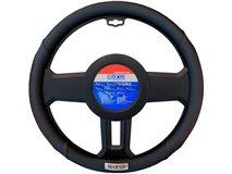 Steering Wheel Cover Sparco Corsa C1113 Black