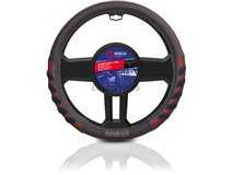 Steering Wheel Cover Sparco Corsa S101 Red