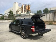 Hard-Top Renault Alaskan 2017+ DC Alpha Type E+