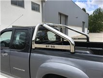 ROLL-BAR DUPLO C/LEG INOX MAZDA BT 50