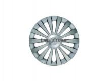 """Kit 4 Wheel Covers Meridian 14"""""""