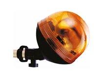 Luz rotativa flexivel com encaixe 12v-24v