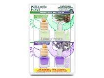 Air freshener Aromatherapy duo pack