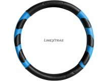 Steering Wheel Cover BC Corona Blue / Black