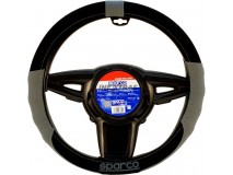 Steering Wheel Cover Sparco Corsa L-Sport Grey