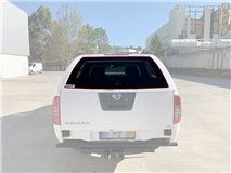 Rear Glass Starlux Nissan 2005-2015