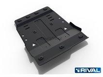 Prot. Ferro 3mm Radiador+ Motor VW AMAROK V6