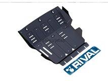 Prot. IRON 3mm Gear Box+ Transfer Case VW AMAROK V6