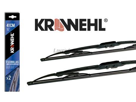 [67.LN1-430] Wiperblades Clean Brush (1 Un) 430Mm