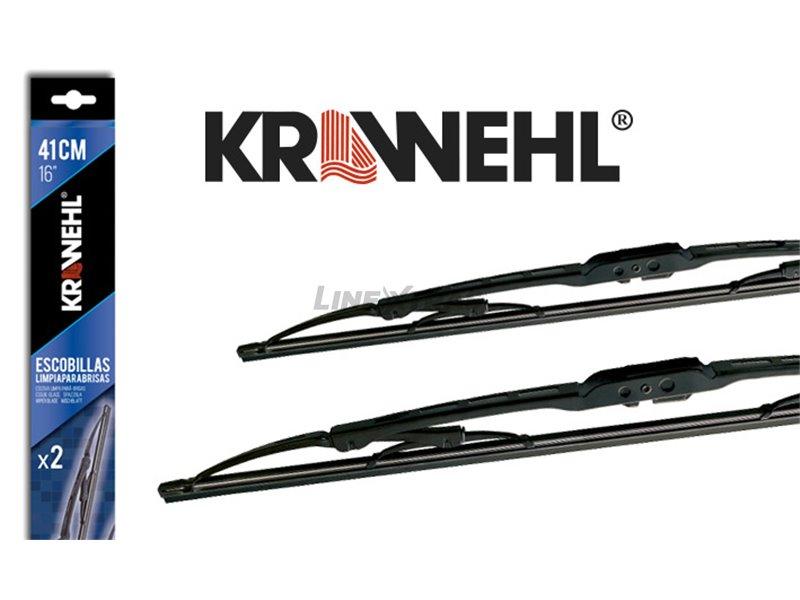 [67.LN1-450] Wiperblades Clean Brush (1 Un) 450Mm