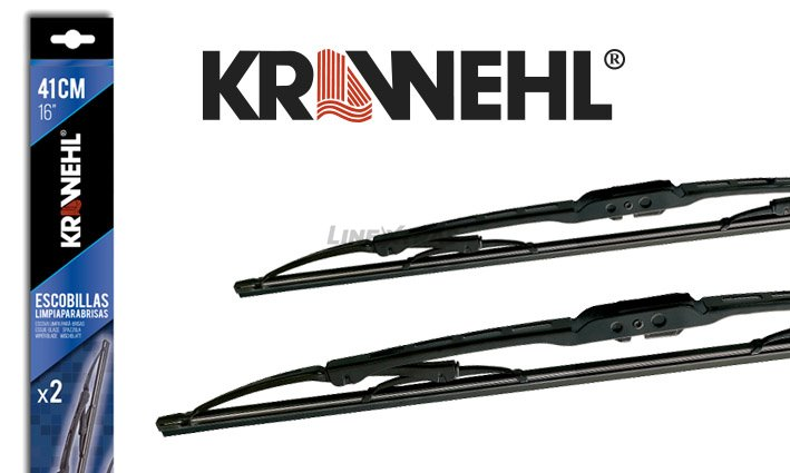 [67.LN1-530] Wiperblades Clean Brush (1 Un) 530Mm