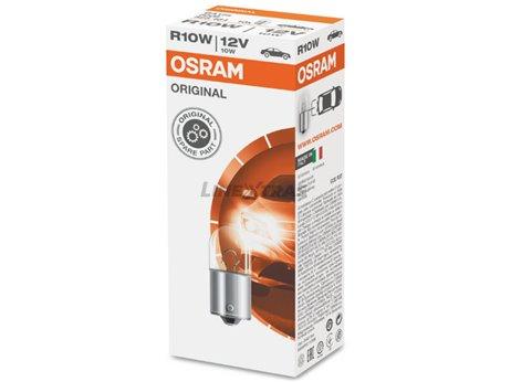 [06.5008] LAMP OSRAM R10W (Ba15s) 12v 10w