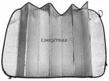 Front Sunshade Aluminium 130x60cm