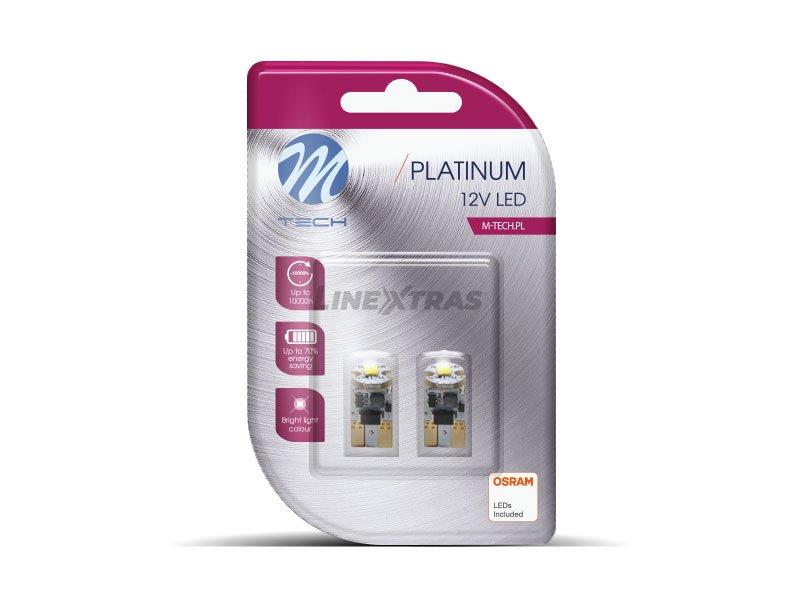 [06.LB805WO] LAMPS W5W 1xOSRAM HP W2.1x9.5d 12v