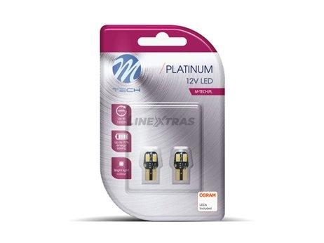 [06.LB806WO] LAMPS W5W 4xOSRAM SMD5630 W2.1x9.5d CANBUS 12v