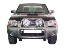 Grill U with subtitle Navara Stainless