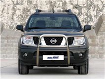 Para-Buffle Cpl Inox 63Mm Nissan D-40 Until 2010