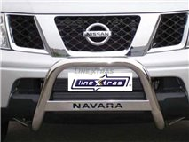 Big Bar U Inox with subtitle Navara D40 Ate 2010
