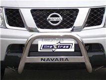 Big Bar U Inox with subtitle Navara D40 with Ece Ate 2010