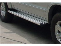side-steps Aluminum Single Cab Navara D40