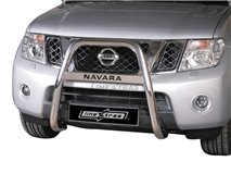 Grill U with caption Stainless Steel Navara D40 2010 »