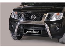 BIG BAR U INOX 76MM NISSAN PATHFINDER
