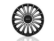 "Wheel Covers Torino Grey 15"""