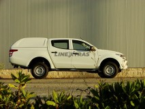 Hard-Top Fiat Fullback DC W/O Windows Linextras (Primary)