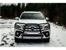 Bull-Bar Cpl Black 63mm Mercedes X Class