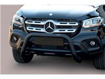 Big Bar U Black 76mm Mercedes X Class
