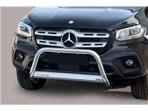 Big Bar U Stainless Steel  Mercedes X Class