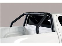 Double Roll-Bar Curto W/O Light Black