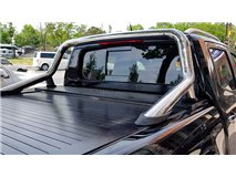 Roll-Bar Style Stainless Steel Mercedes X Class