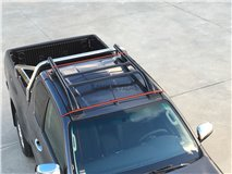 Roof Bars Black (W/O Sunroof)
