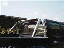 Roll-Bar Oval Inox Mitsubishi L200 2015 Cab / Double