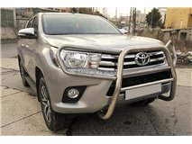 Bull Bar Toyota Hilux Revo Stainless Steel Africa Model