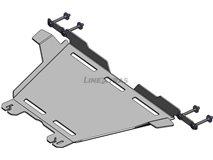 Aluminium Gear Box Prot. Toyota Hilux Revo