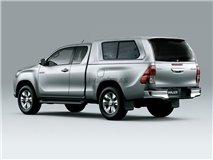 Starflex Toyota Hilux Revo EC W/ Windows