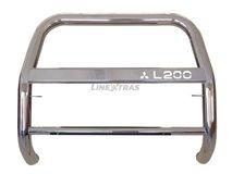 U Grill C / Leg Inox L200 3rd Mod