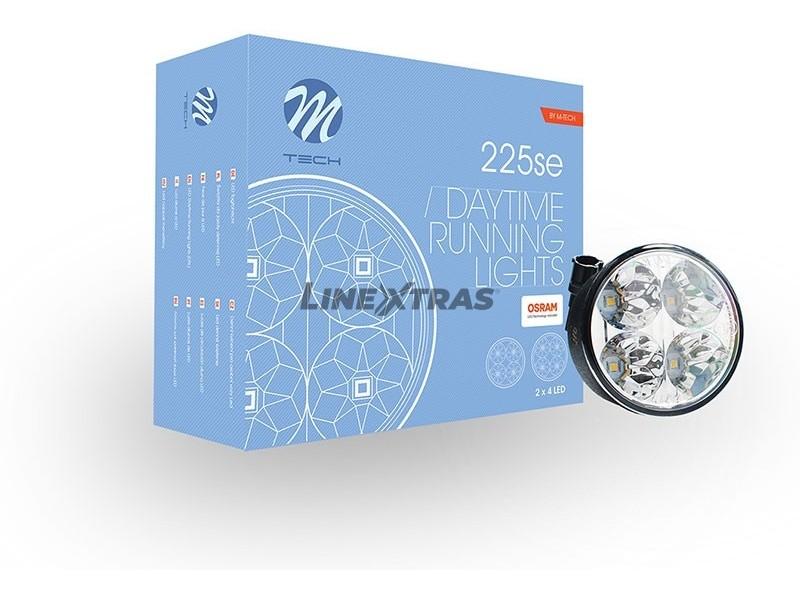 DRL LED LD225se