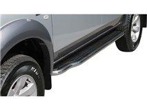 Stainless steel stirrups 2P Ford Ranger 2006