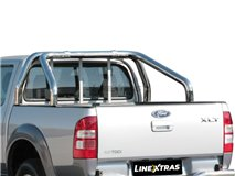 2006 Ford Ranger Double Line Inox Roll-Bar