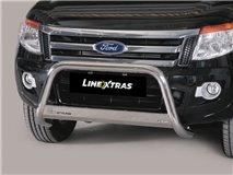 Big Bar U C / Leg Inox Ford Ranger 2012