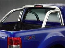2012 Ford Ranger 70Mm Stainless Roll-Bar w / Light