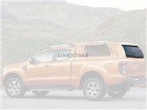 Rear Door Starflex Ford Ranger 2012