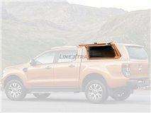 Lat Door. Left Starflex Ford Ranger 2012