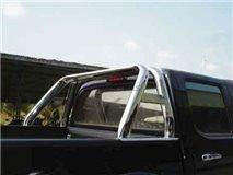 Roll-Bar Oval Inox Fiat Fullback