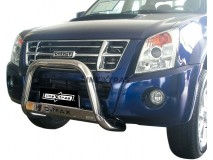 BIG BAR U C/LEG INOX ISUZU D-MAX 2007