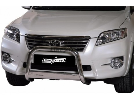 Big Bar U Toyota Rav 4 10-12 Stainless Steel W/ EC