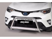 Big Bar U Toyota Rav 4 2016+ Stainless Steel W/O EC